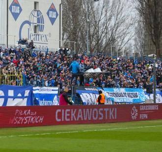 Kibice Ruchu Chorzów spotkali się z władzami klubu