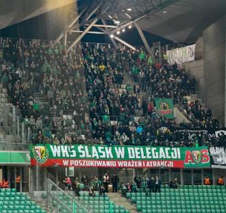 Kibice Śląska Wrocław z zakazem przyjazdu zorganizowaną grupą do Gdyni