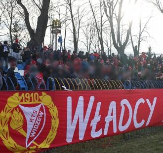Kibice Widzewa Łódź objęci zakazem wyjazdowym