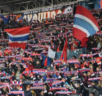 Kibice Wisły Kraków chcą pobić rekord wykupionych karnetów