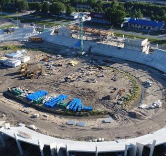 Orzeł wycofa się z rozgrywek, jeśli miasto do 29 lipca nie ukończy stadionu