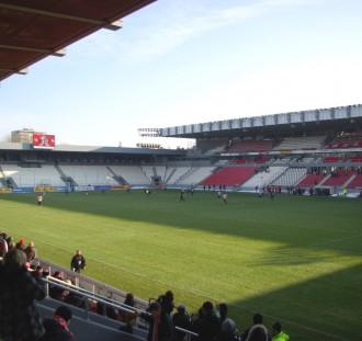 Sektor na stadionie w Krakowie zamknięty dla kibiców Pogoni Szczecin