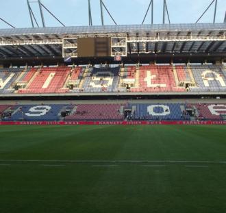 Wątpliwości wokół stadionu krakowskiej Wisły